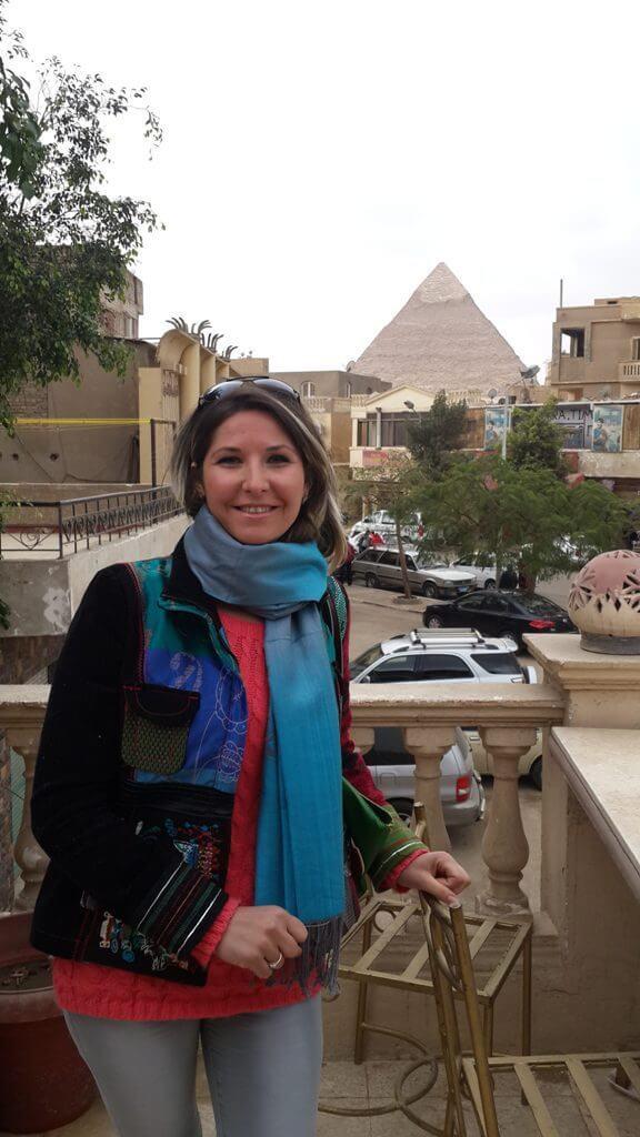 în Egipt pe cont propriu