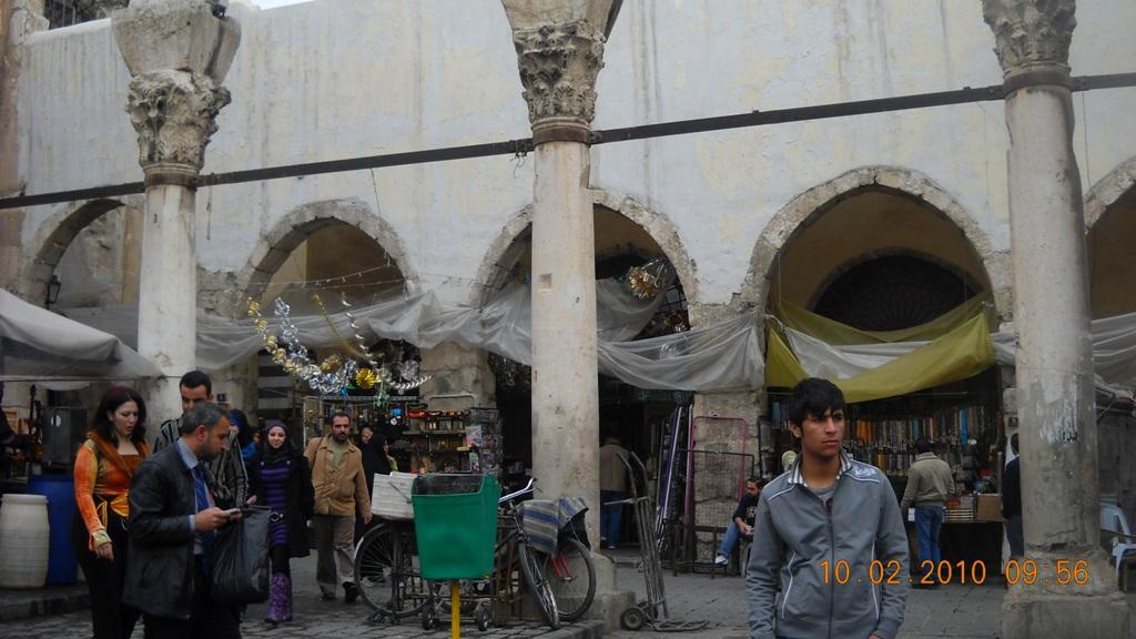 Prin Siria de altădată