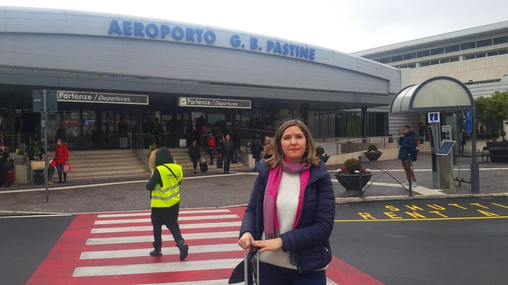 Aeroport Ciampino - Roma