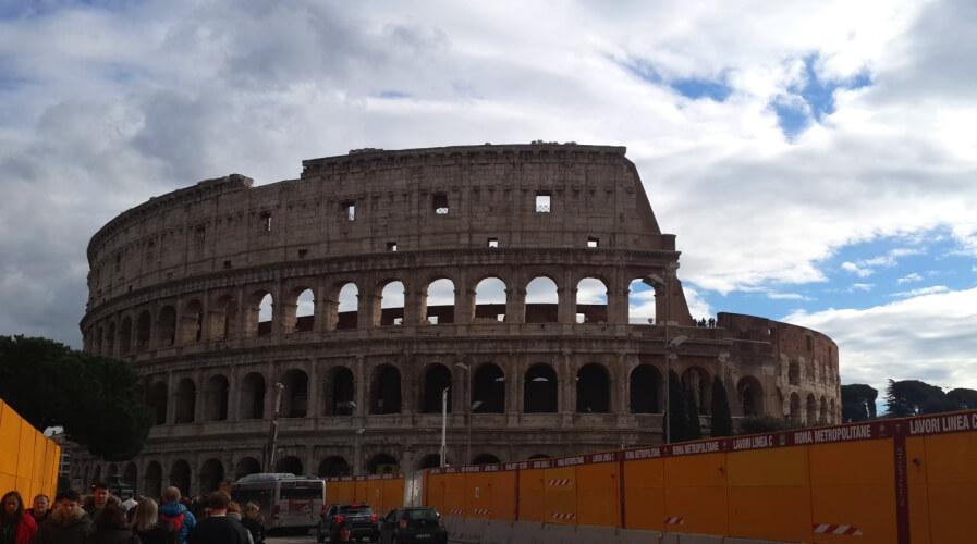 Roma - escală
