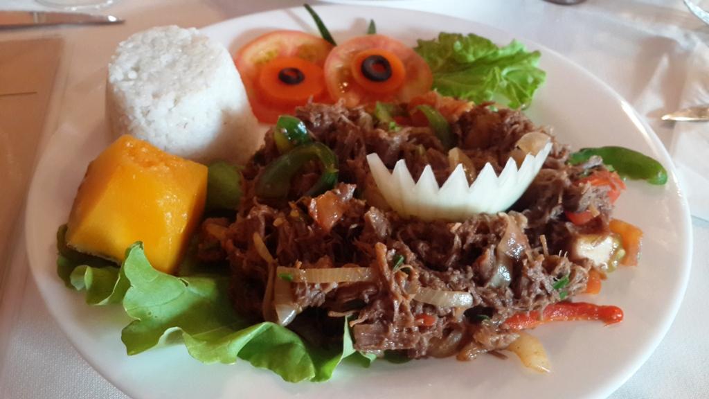 Trinidad - mâncarea cubaneză