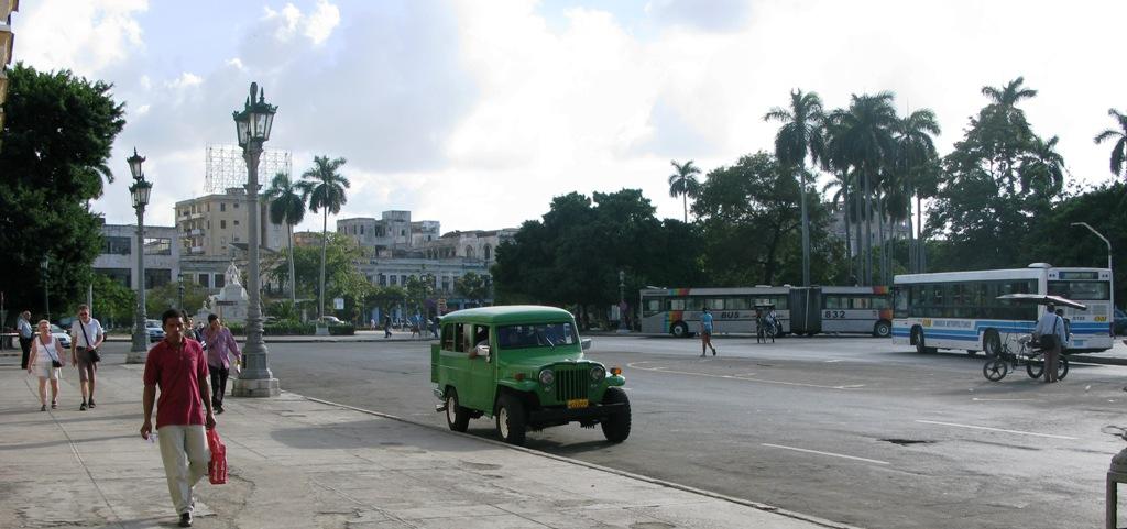 imagini din Cuba 2007