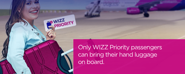 bagaje Wizz Air