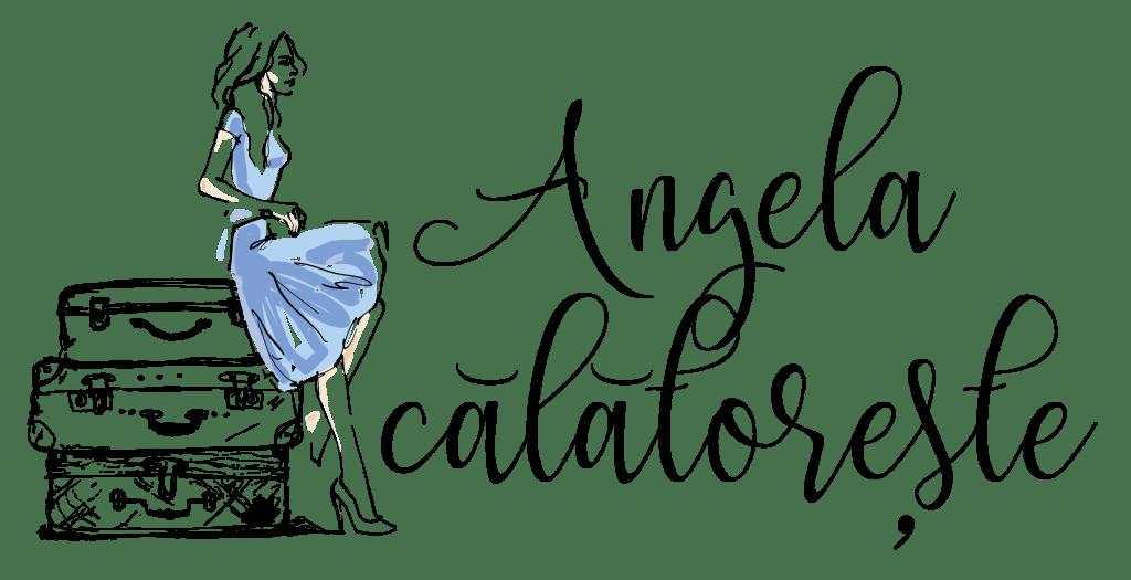 Logo Angela Călatorește