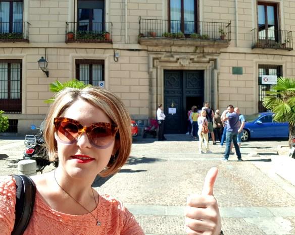 Am votat la Madrid