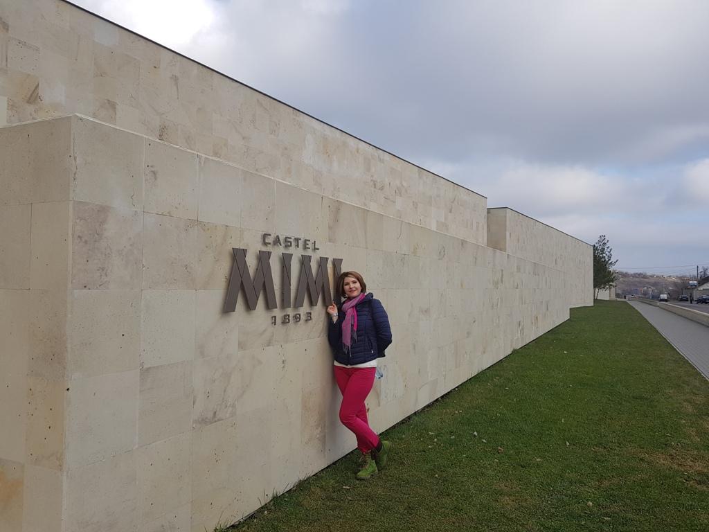 Turul cramelor moldovenești - Castel Mimi