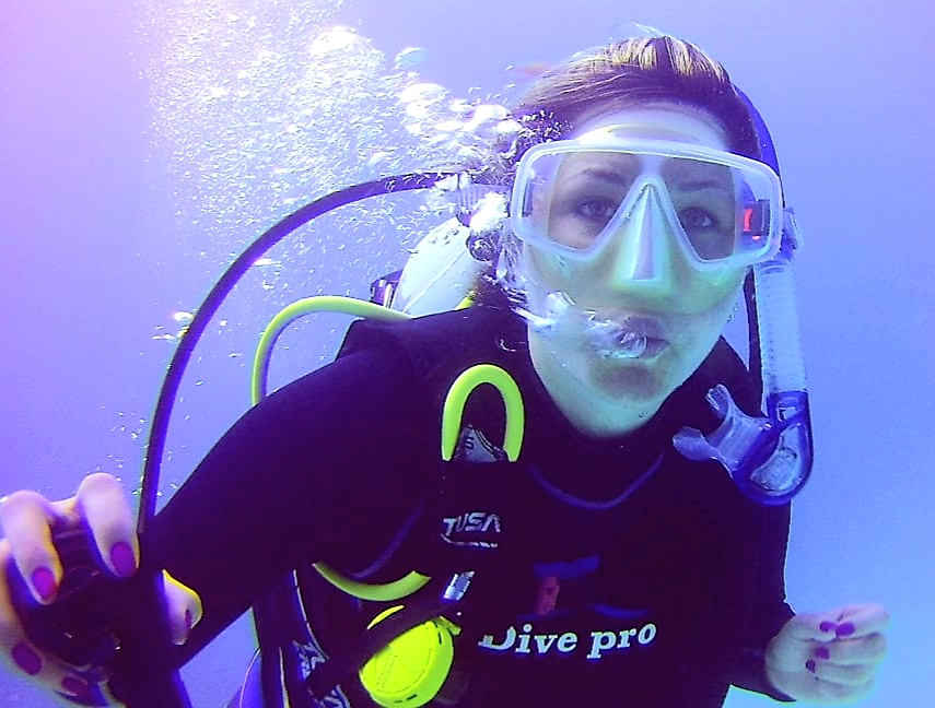 Cursul PADI Open Waters Diving