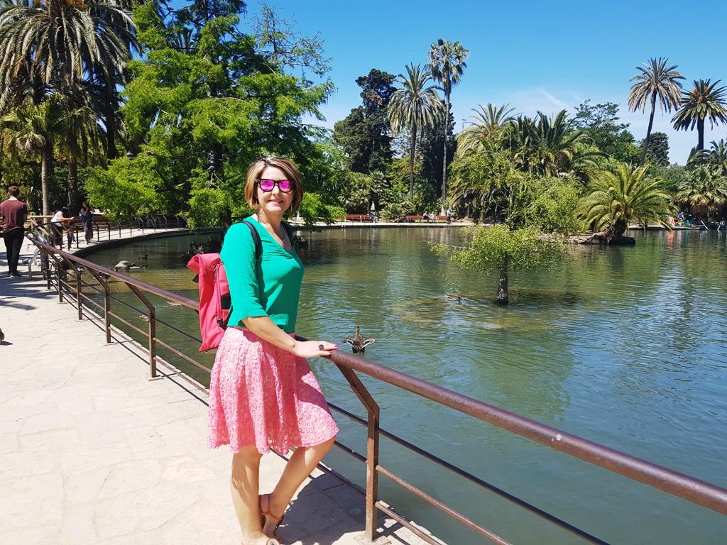 Barcelona în 5 zile - Parc de la Ciudatella