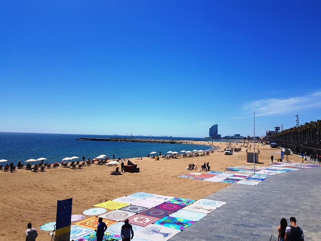 Barcelona în 5 zile - Barceloneta