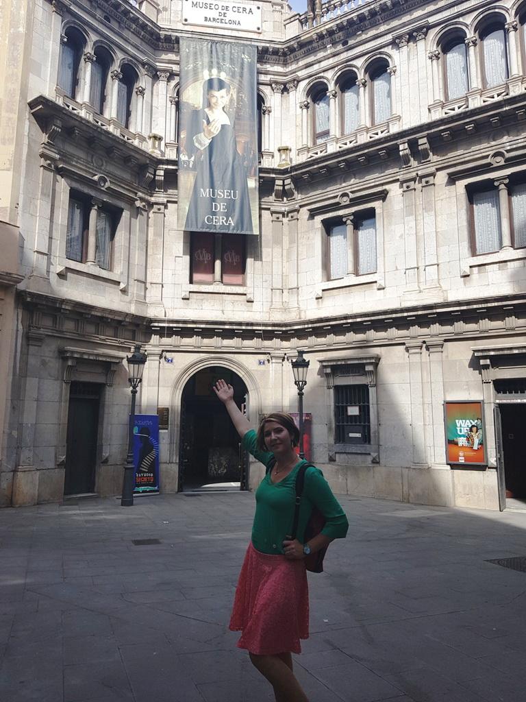 Barcelona în 5 zile - Muzeul de ceară