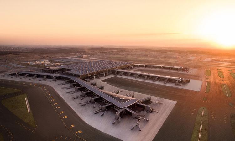 Noul aeroport din Istanbul