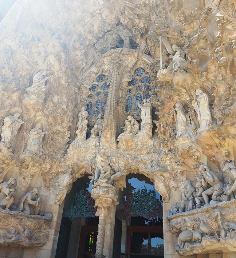 Barcelona în 5 zile - Sagrada Familia