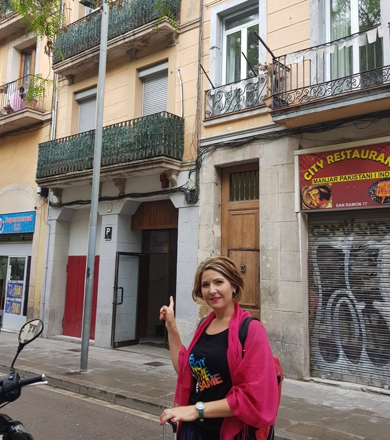 Barcelona - Hostal San Ramon