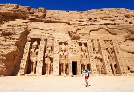 Circuit Egipt pe cont propriu