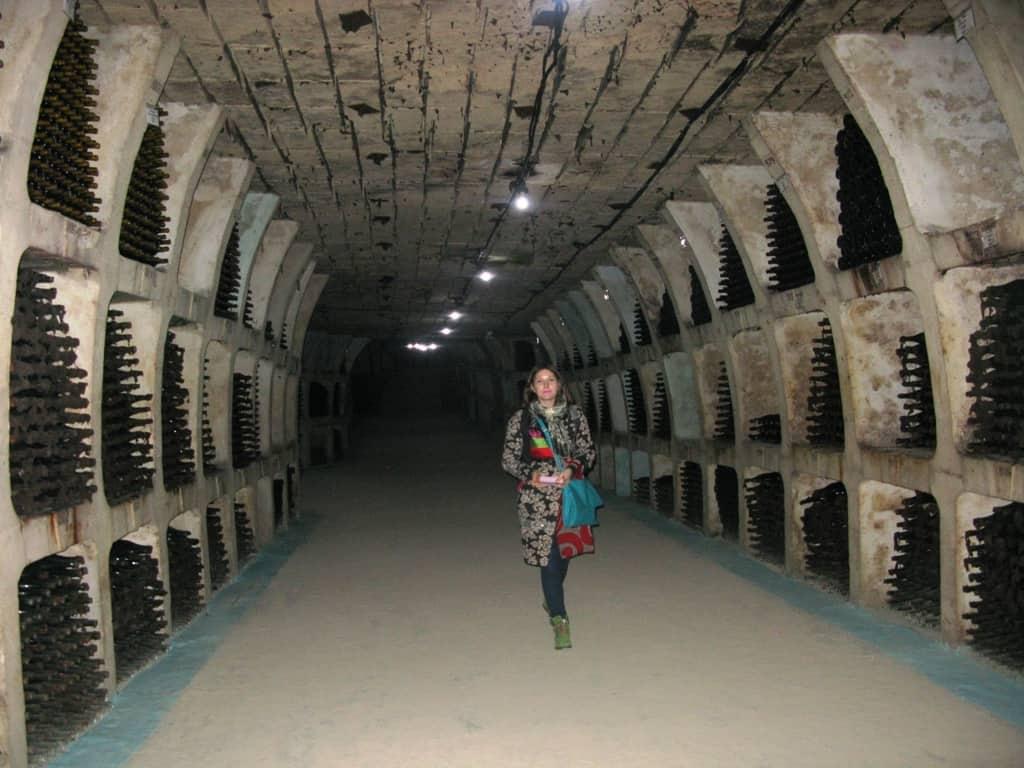 Turul cramelor moldovenești - Mileștii Mici