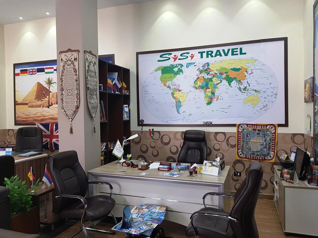 țepe turistice în Egipt - agențiile de turism