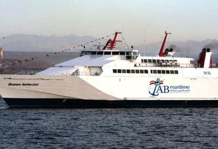 feribot între Hurghada și Sharm el Sheikh