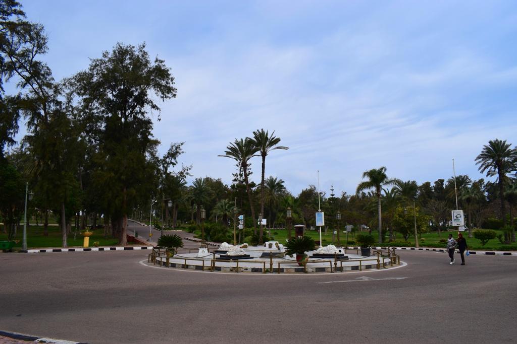 Grădinile Montazah - Alexandria
