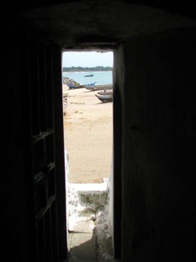 Door of no return, Elmina Castle