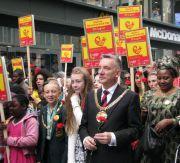 Lord Mayor of Liverpool, Gary Millar