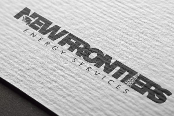 New Frontier Energy Services Branding
