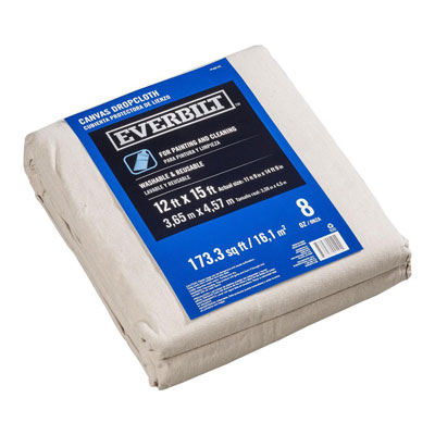 Everbilt canvas drop cloth