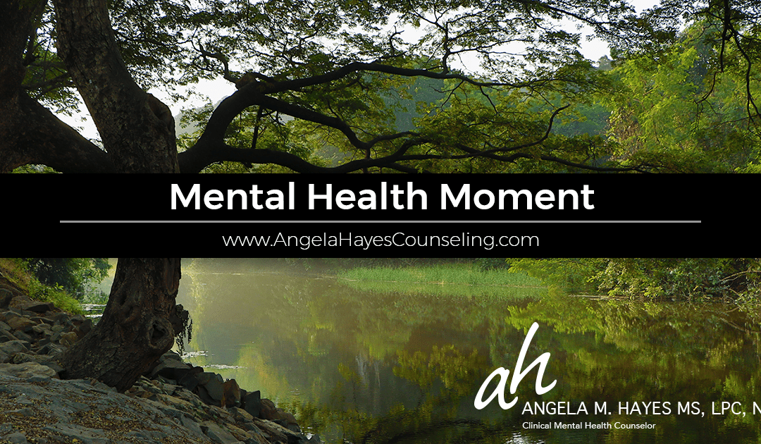 Thanksgiving – Mental Health Moment