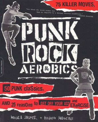 featuring in book | Punk Rock Aerobics