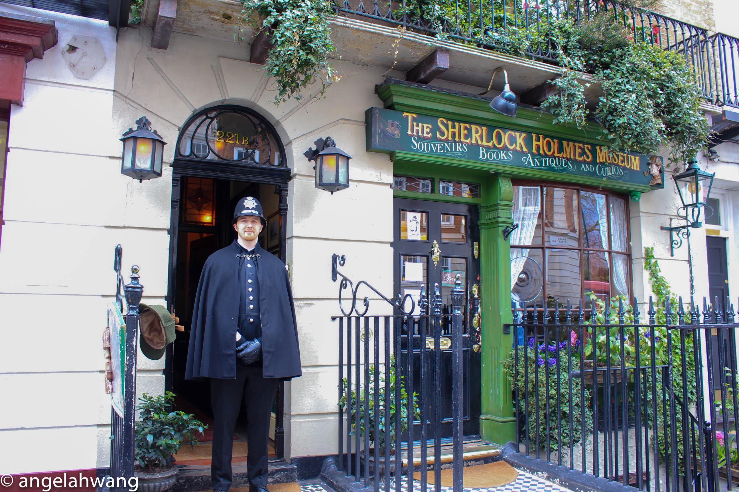 Central London - 221b Baker Street