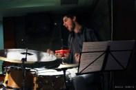 Concierto del cuarteto de jazz The Fool on the Hill el 4 de noviembre de 2014.