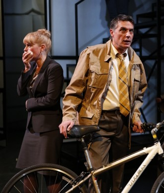 Bikeman by Tom Flynn, director Michael Bush, starring Robert Cuccioli, Angela Pierce