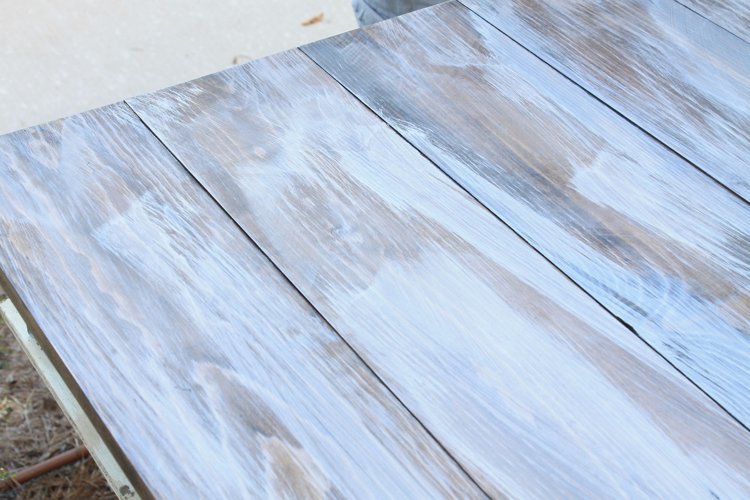 Superbe How To Create A Weathered Wood Gray Finish