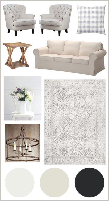 Living Room Makeover Plans