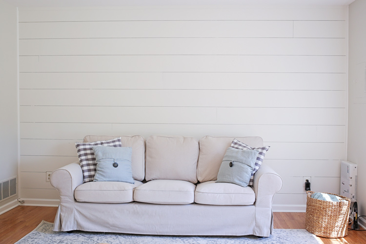 Excellent DIY Shiplap Accent Walls - Angela Marie Made YE38