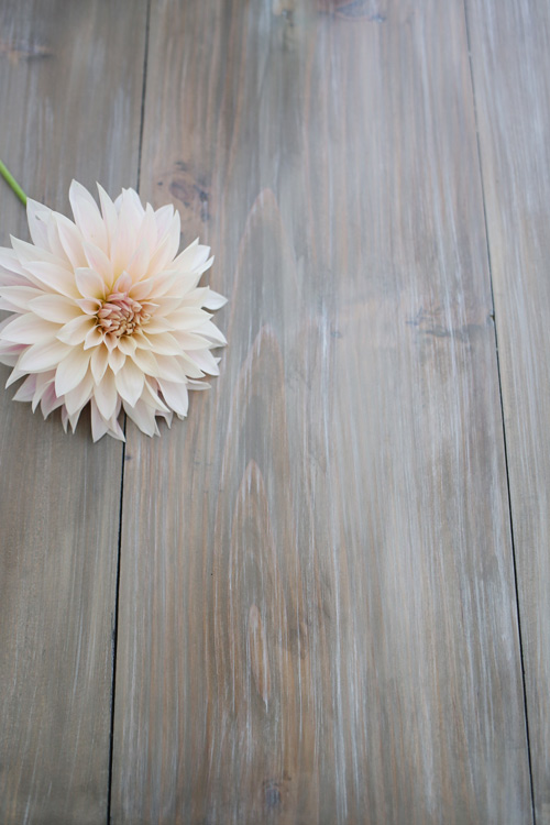 How To Create A Weathered Wood Gray Finish Angela Marie Made