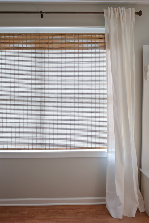 Bamboo Blinds - How to Trim to Size and Add a Privacy Liner