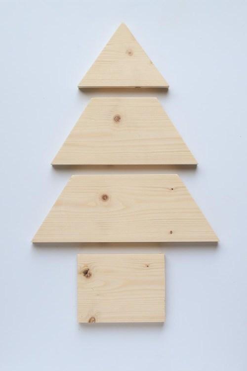 diy wood christmas tree mason jar sconce - Diy Wooden Christmas Tree