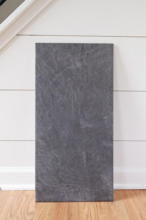 Ceramic Slate Floor Tile