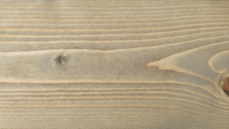 weathered oak wood stain sample