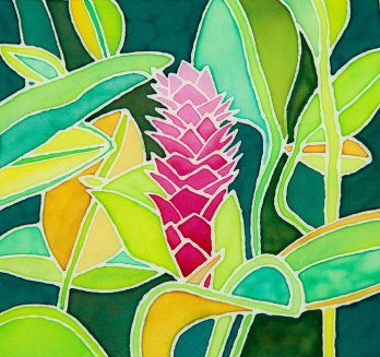 Hawaiian Pink Ginger