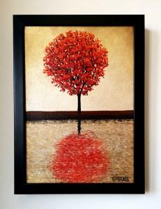 Angela melkis - Autumn Reflection 2