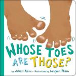 Book Cover: Whose Toes are Those