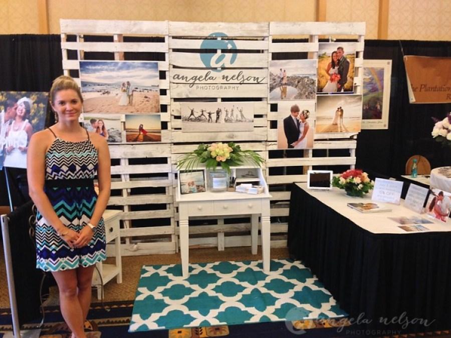 Maui Wedding Expo Booth photographer_0009