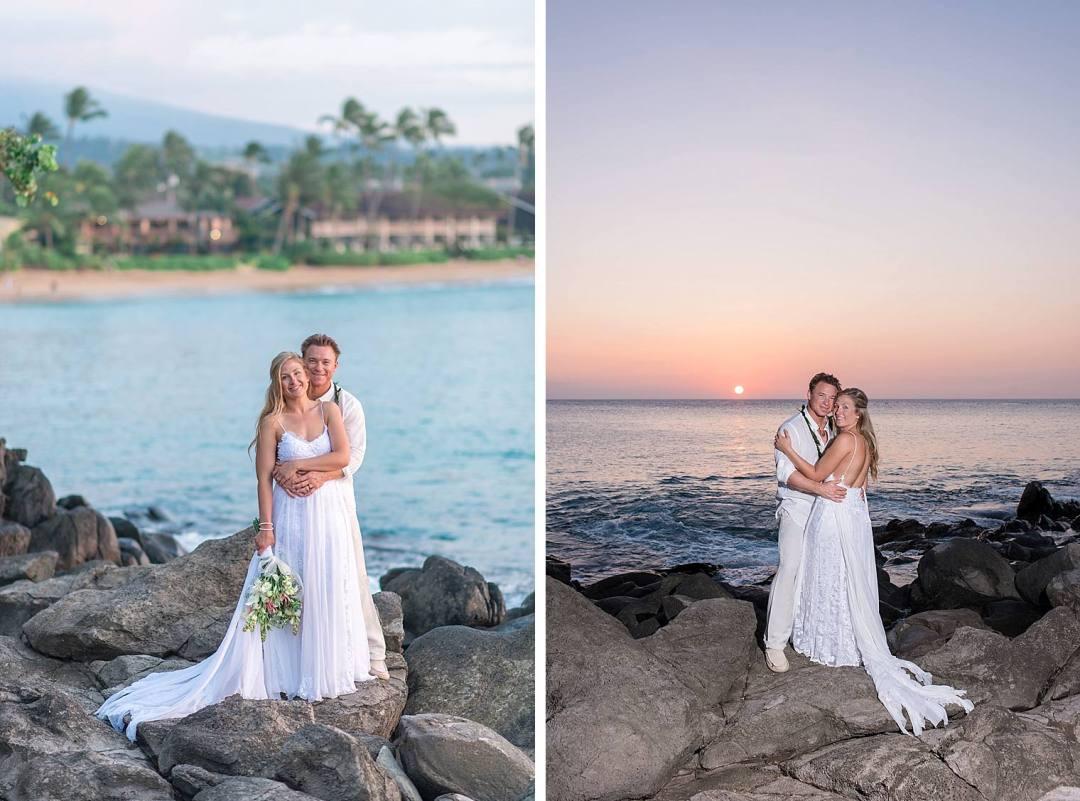 Destination Wedding at Sea House Napili - Maui Wedding Photographer_0039
