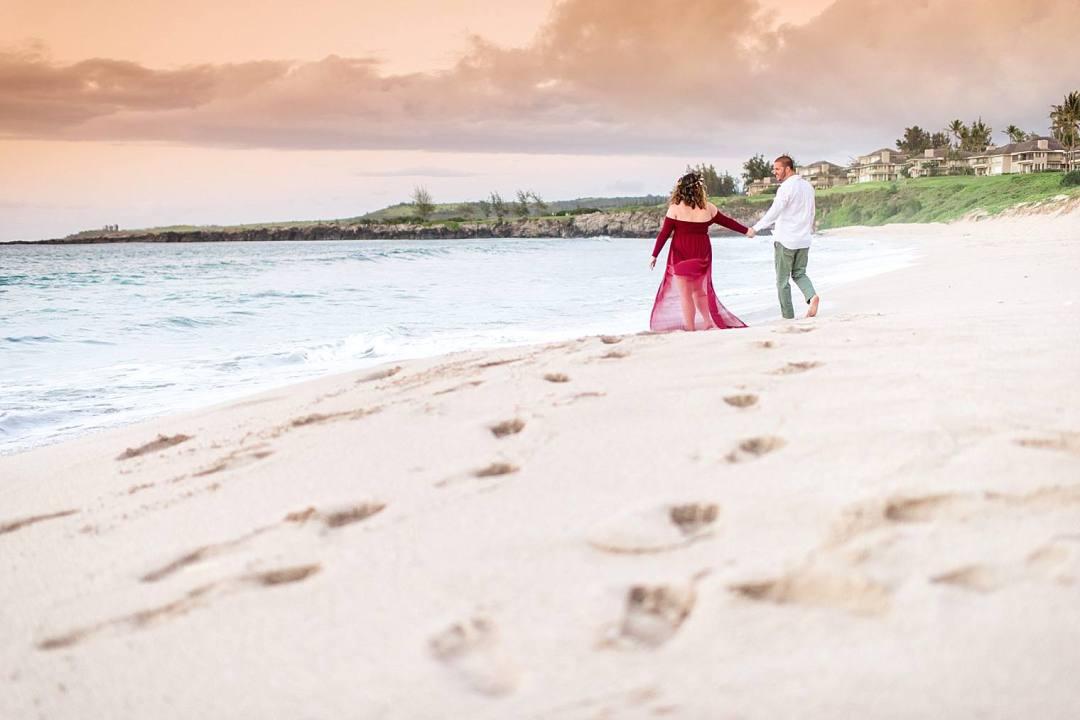 Gorgeous Anniversary Photos in Maui, Hawaii_0016