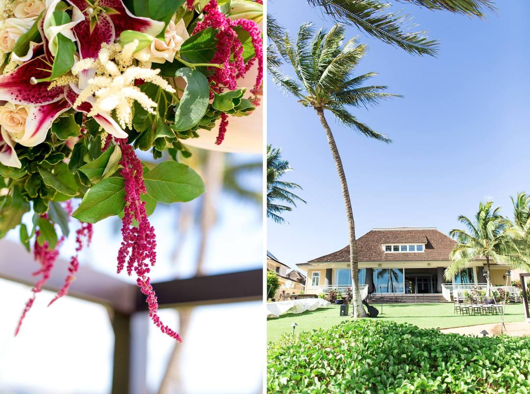 Sugar Beach Events House for wedding