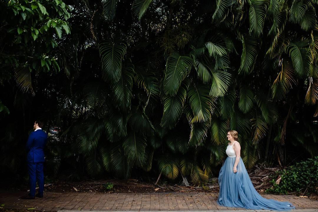 woman in chantelle lauren dress in maui