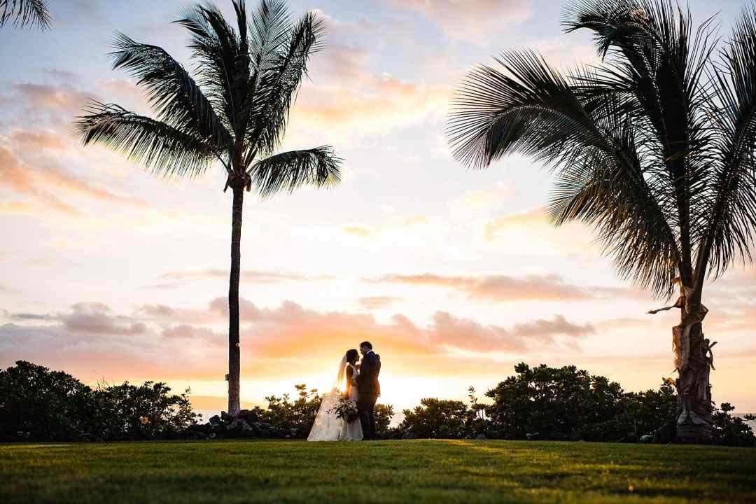 sunset photos at ponomakena sanctuary