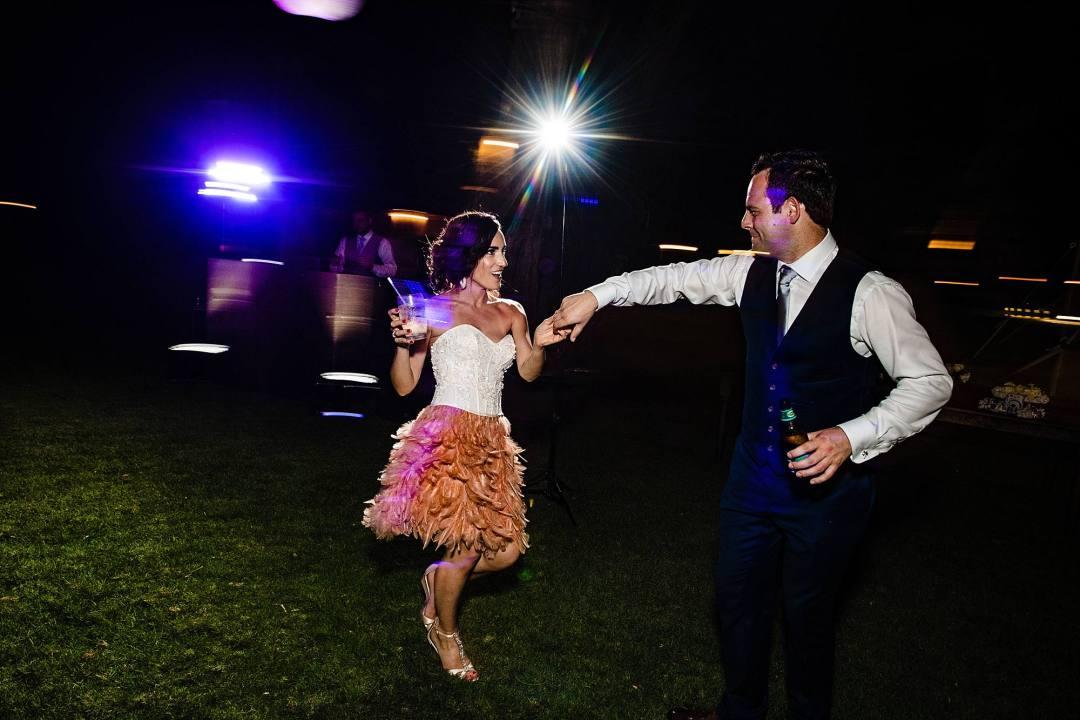 maui wedding dj dancing photos