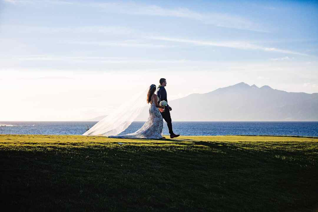 bridal portraits at ritz carlton kapalua